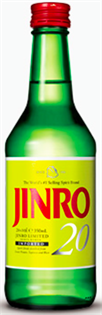 Jinro Soju 750ml - Case of 12